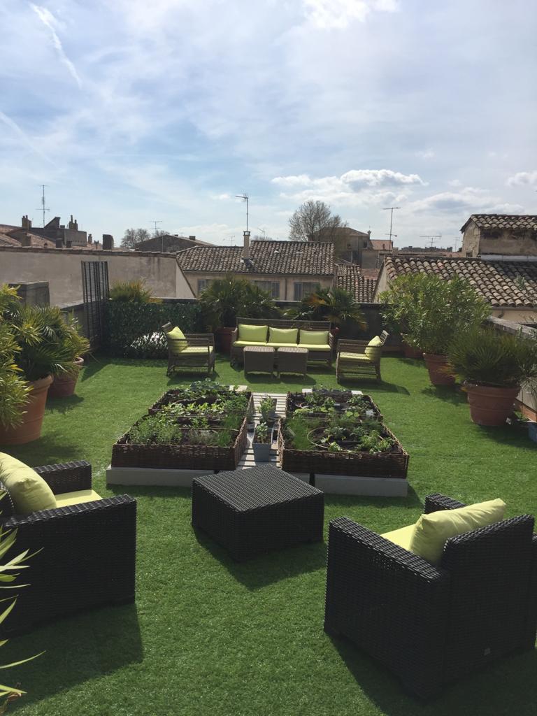 Produits jardin, terrasse et balcon