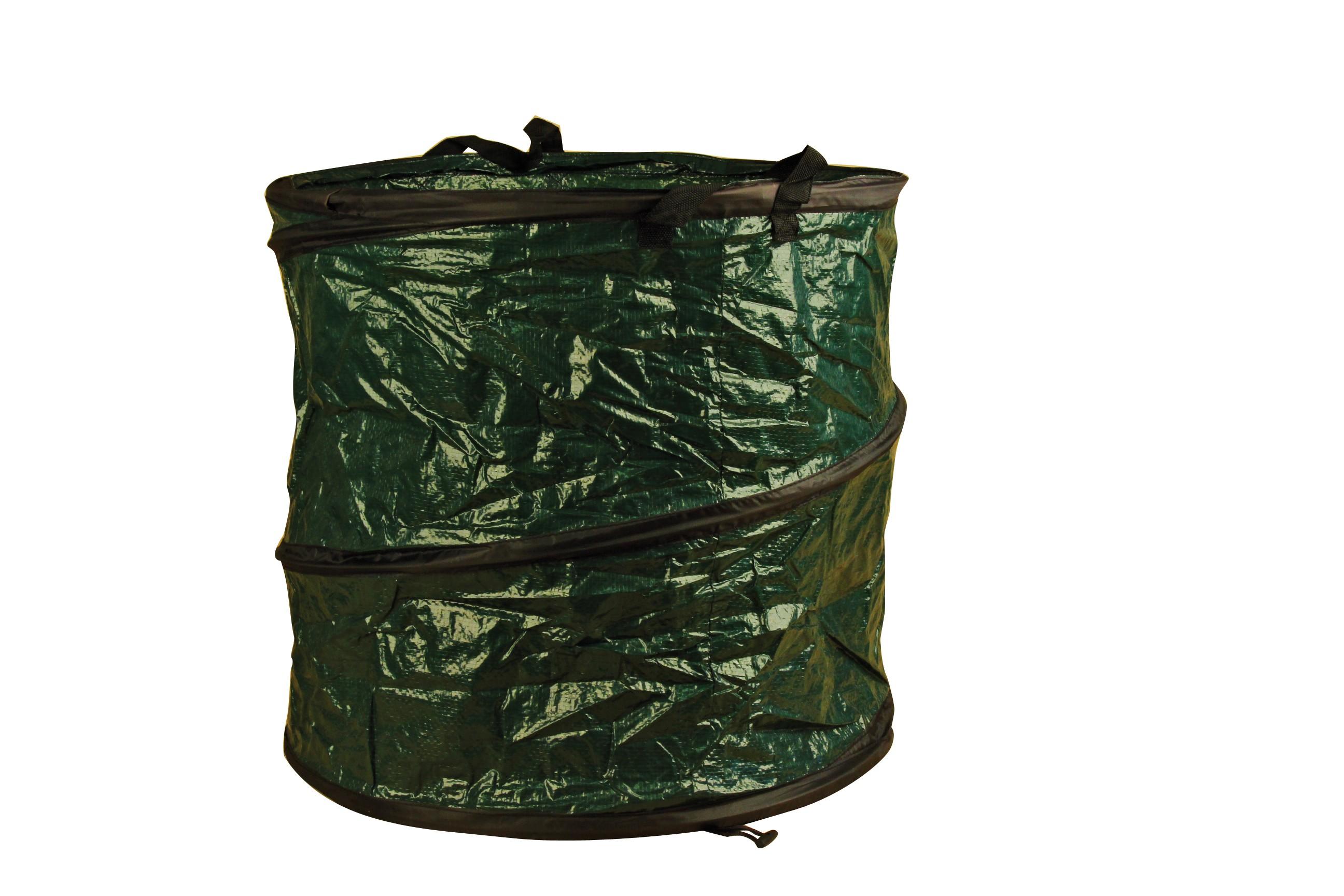 Poubelles Noires De Jardin sac à déchets de jardin 100l