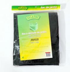 sac à déchets vert 165l