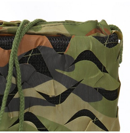 Toile Camouflage Verte