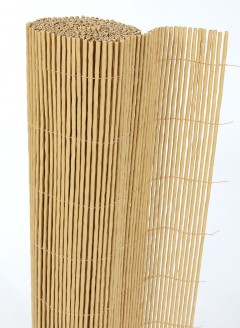 Cloture PVC imitation Paillon