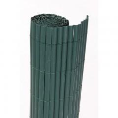 Lot de 3 canisses PVC simple face VERT 0.9kg/m²