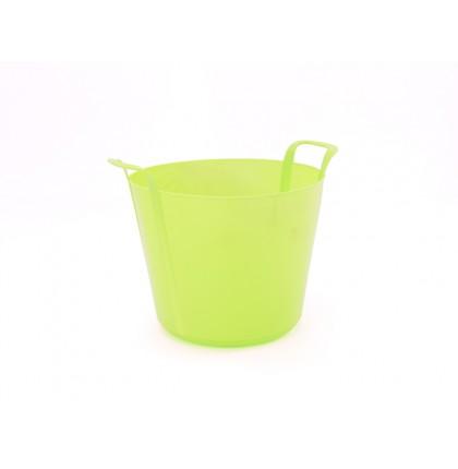 Cabas de jardin plastique 27 litres