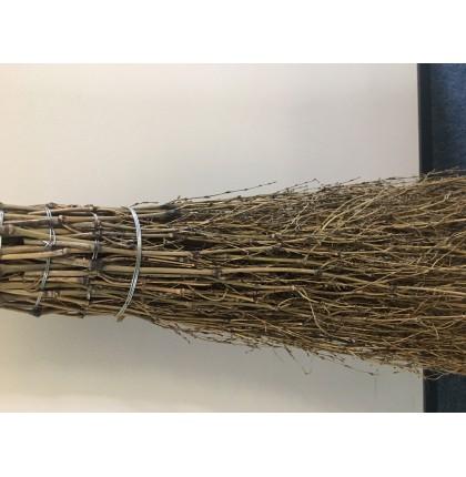 Balai en bambou naturel