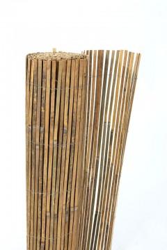 Canisse bambou fendus