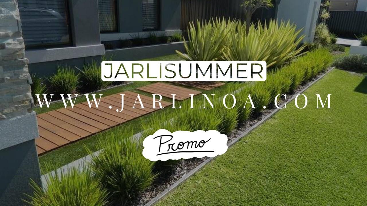 PROMO code JARLISUMMER lors de la validation du panier