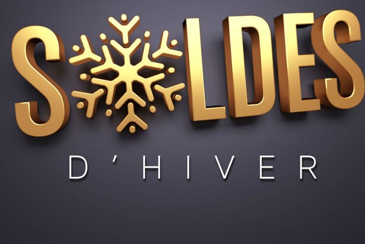 Code **WINTER21** pour une promo lors de la validation du panier dès le 20 janvier