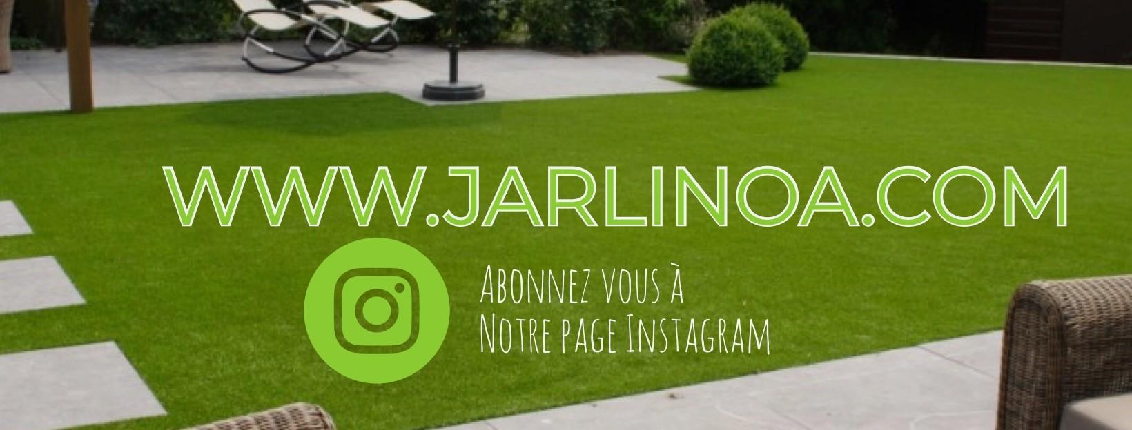 JARLINOA instagram et facebook, pensez à nous suivre